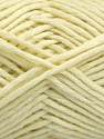 Fasergehalt 50% Acryl, 50% Polyamid, Brand Ice Yarns, Cream, fnt2-54401