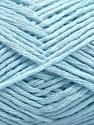 Состав пряжи 50% Акрил, 50% Полиамид, Brand Ice Yarns, Baby Blue, fnt2-54402