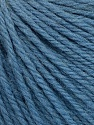 Fasergehalt 100% Wolle, Jeans Blue, Brand Ice Yarns, Yarn Thickness 4 Medium  Worsted, Afghan, Aran, fnt2-54429