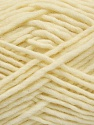 Fasergehalt 100% Wolle, Brand Ice Yarns, Cream, Yarn Thickness 5 Bulky  Chunky, Craft, Rug, fnt2-54432