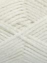 Fasergehalt 80% Acryl, 20% Polyamid, White, Brand Ice Yarns, fnt2-54436