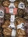 Monet Wool Fine  Fasergehalt 50% Acryl, 40% Wolle, 10% Polyamid, Brand Ice Yarns, fnt2-54470