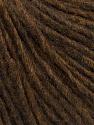 Состав пряжи 50% Шерсть мериноса, 25% Альпака, 25% Акрил, Brand Ice Yarns, Brown Melange, fnt2-54500