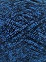 Fasergehalt 100% Baumwolle, Brand Ice Yarns, Blue, Black, fnt2-54510