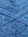 Fasergehalt 100% Baumwolle, Brand Ice Yarns, Blue Melange, fnt2-54520