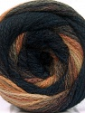 Fasergehalt 90% Acryl, 10% Polyamid, Navy, Brand Ice Yarns, Brown Shades, Black, fnt2-54522