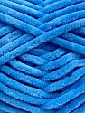 Fiber Content 100% Micro Fiber, Brand ICE, Blue, Yarn Thickness 4 Medium  Worsted, Afghan, Aran, fnt2-54534