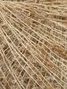 Fasergehalt 35% Mohair, 25% Polyamid, 25% Acryl, 15% Wolle, Brand Ice Yarns, Cream melange, fnt2-54538