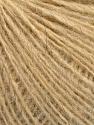Fasergehalt 50% Merinowolle, 25% Acryl, 25% Alpaka, Brand Ice Yarns, Cream, fnt2-54541