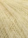 Fasergehalt 45% Acryl, 37% Kid Mohair, 28% Polyamid, Brand Ice Yarns, Beige, fnt2-54554