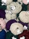 Mystery Wool  Состав пряжи 50% Акрил, 30% Шерсть, 20% Вискоза, Brand Ice Yarns, fnt2-54626