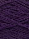 Worsted  Fasergehalt 100% Acryl, Purple, Brand Ice Yarns, fnt2-54670
