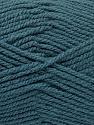 Worsted  Fasergehalt 100% Acryl, Teal, Brand Ice Yarns, fnt2-54671