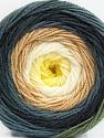Fasergehalt 100% Acryl, Yellow, White, Khaki, Brand Ice Yarns, Cream, Blue Shades, Beige, fnt2-54672