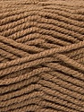 Fiber Content 100% Acrylic, Brand ICE, Camel, Yarn Thickness 5 Bulky  Chunky, Craft, Rug, fnt2-54676