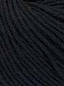 Global Organic Textile Standard (GOTS) Certified Product. CUC-TR-017 PRJ 805332/918191 Fasergehalt 100% Bio-Baumwolle, Brand Ice Yarns, Black, fnt2-54793