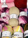 Fancy Yarns Please note that skein weight information given for this lot is average. Brand Ice Yarns, fnt2-54860