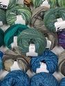 Sale Self-Striping  Fasergehalt 100% Acryl, Brand Ice Yarns, fnt2-54865