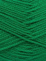 Fiber Content 100% Acrylic, Brand ICE, Emerald Green, Yarn Thickness 2 Fine  Sport, Baby, fnt2-54874