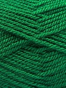 Fiber Content 100% Acrylic, Brand ICE, Emerald Green, Yarn Thickness 2 Fine  Sport, Baby, fnt2-54952