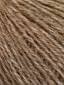 Fiber Content 43% Acrylic, 4% PBT, 36% Alpaca Superfine, 17% Merino Wool, Brand ICE, Camel Melange, Yarn Thickness 2 Fine  Sport, Baby, fnt2-54984
