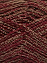 Fiber Content 35% Cotton, 35% Acrylic, 30% Viscose, Brand ICE, Camel, Burgundy, Yarn Thickness 2 Fine  Sport, Baby, fnt2-55191
