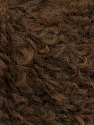 Fiber Content 45% Acrylic, 25% Wool, 20% Mohair, 10% Polyamide, Brand ICE, Brown, Yarn Thickness 4 Medium  Worsted, Afghan, Aran, fnt2-55227