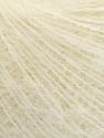 Fiber Content 67% Alpaca Superfine, 6% Elastan, 27% Polyamide, Light Cream, Brand ICE, Yarn Thickness 1 SuperFine  Sock, Fingering, Baby, fnt2-55270