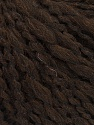 Fiber Content 50% Wool, 40% Acrylic, 10% Polyamide, Brand ICE, Dark Brown, Yarn Thickness 4 Medium  Worsted, Afghan, Aran, fnt2-55416