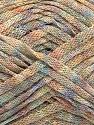 Fiber Content 40% Acrylic, 30% Linen, 30% Viscose, Pastel Colors, Brand ICE, fnt2-55860