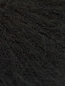 Fiber Content 6% Elastan, 33% Polyamide, 28% Kid Mohair, 18% Wool, 15% Viscose, Brand ICE, Black, Yarn Thickness 1 SuperFine  Sock, Fingering, Baby, fnt2-56131