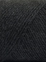 Fiber Content 50% Wool, 50% Acrylic, Brand ICE, Anthracite Black, Yarn Thickness 3 Light  DK, Light, Worsted, fnt2-56425