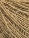 Fiber Content 50% Wool, 50% Acrylic, Light Camel, Brand ICE, Yarn Thickness 2 Fine  Sport, Baby, fnt2-56488