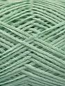 Fiber Content 100% Acrylic, Mint Green, Brand ICE, Yarn Thickness 2 Fine  Sport, Baby, fnt2-56541