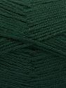 Fiber Content 100% Acrylic, Brand ICE, Dark Green, Yarn Thickness 3 Light  DK, Light, Worsted, fnt2-56569