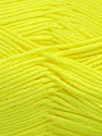 Fiber Content 50% Acrylic, 50% Bamboo, Neon Green, Brand ICE, Yarn Thickness 2 Fine  Sport, Baby, fnt2-56576
