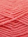 Fiber Content 80% Acrylic, 20% Polyamide, Salmon, Brand ICE, Yarn Thickness 5 Bulky  Chunky, Craft, Rug, fnt2-56590