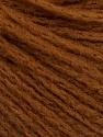 Fiber Content 78% Superwash Extrafine Merino Wool, 22% Polyamide, Brand ICE, Brown, Yarn Thickness 2 Fine  Sport, Baby, fnt2-56626