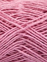 Fiber Content 100% Cotton, Light Pink, Brand ICE, Yarn Thickness 2 Fine  Sport, Baby, fnt2-56718
