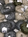 Winter Yarns Please note that skein weight information given for this lot is average. Brand ICE, fnt2-57049