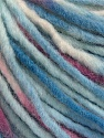 Fiber Content 60% Acrylic, 40% Wool, White, Maroon, Brand ICE, Blue Shades, Yarn Thickness 5 Bulky  Chunky, Craft, Rug, fnt2-57245