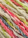 Fiber Content 50% Acrylic, 50% Cotton, White, Light Green, Brand ICE, Grey, Fuchsia, Yarn Thickness 4 Medium  Worsted, Afghan, Aran, fnt2-57285