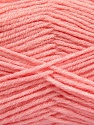 Fiber Content 80% Acrylic, 20% Polyamide, Salmon, Brand ICE, Yarn Thickness 3 Light  DK, Light, Worsted, fnt2-57380
