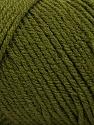 Items made with this yarn are machine washable & dryable. Composição 100% Acrílico, Khaki, Brand ICE, fnt2-57415