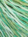 Composição 90% Acrílico, 10% Poliamida, White, Brand ICE, Green Shades, fnt2-57545