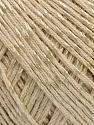 Fiber Content 70% Mercerised Cotton, 30% Viscose, Brand KUKA, Beige, Yarn Thickness 2 Fine  Sport, Baby, fnt2-57568