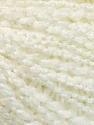 Fiber Content 90% Acrylic, 10% Polyamide, White, Brand ICE, Yarn Thickness 2 Fine  Sport, Baby, fnt2-57594