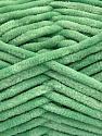 Composição 100% Microfibra, Mint Green, Brand ICE, Yarn Thickness 4 Medium  Worsted, Afghan, Aran, fnt2-57640