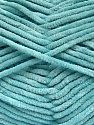 Fiber Content 100% Micro Fiber, Light Turquoise, Brand ICE, Yarn Thickness 3 Light  DK, Light, Worsted, fnt2-57661
