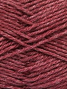 Fiber Content 65% Merino Wool, 35% Silk, Maroon, Brand ICE, Yarn Thickness 3 Light  DK, Light, Worsted, fnt2-57674